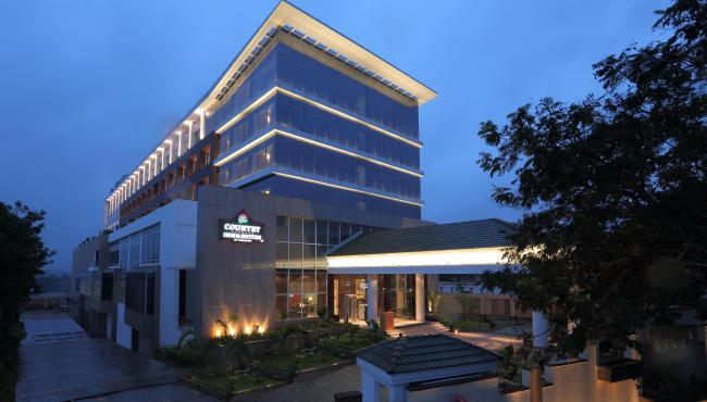 Country Inn and Suites By Carlson Hotel Mysore