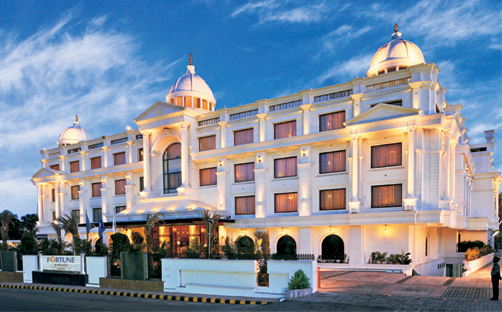 Fortune JP Palace Hotel Mysore