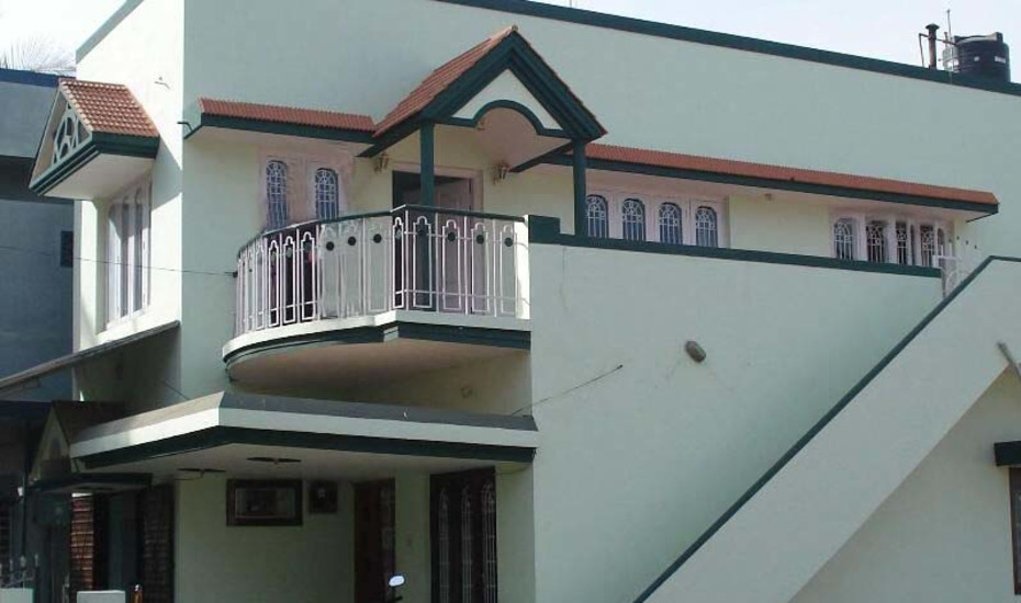 Rooftop Retreat Guest House Mysore
