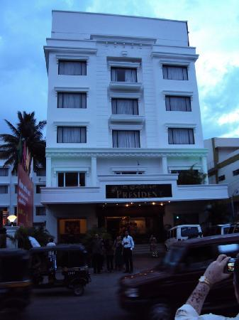 The President Hotel Mysore